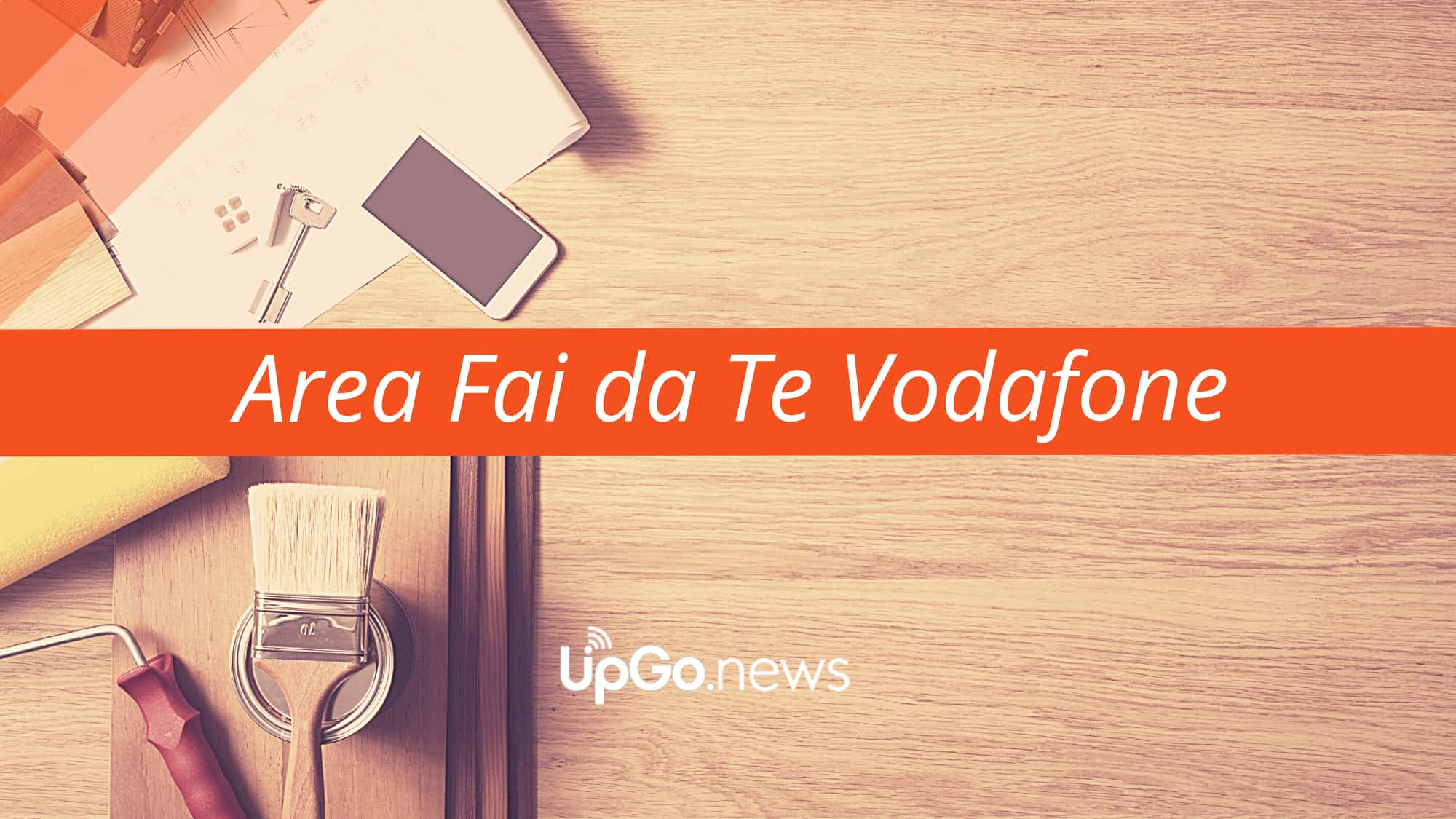 Area Fai da Te Vodafone