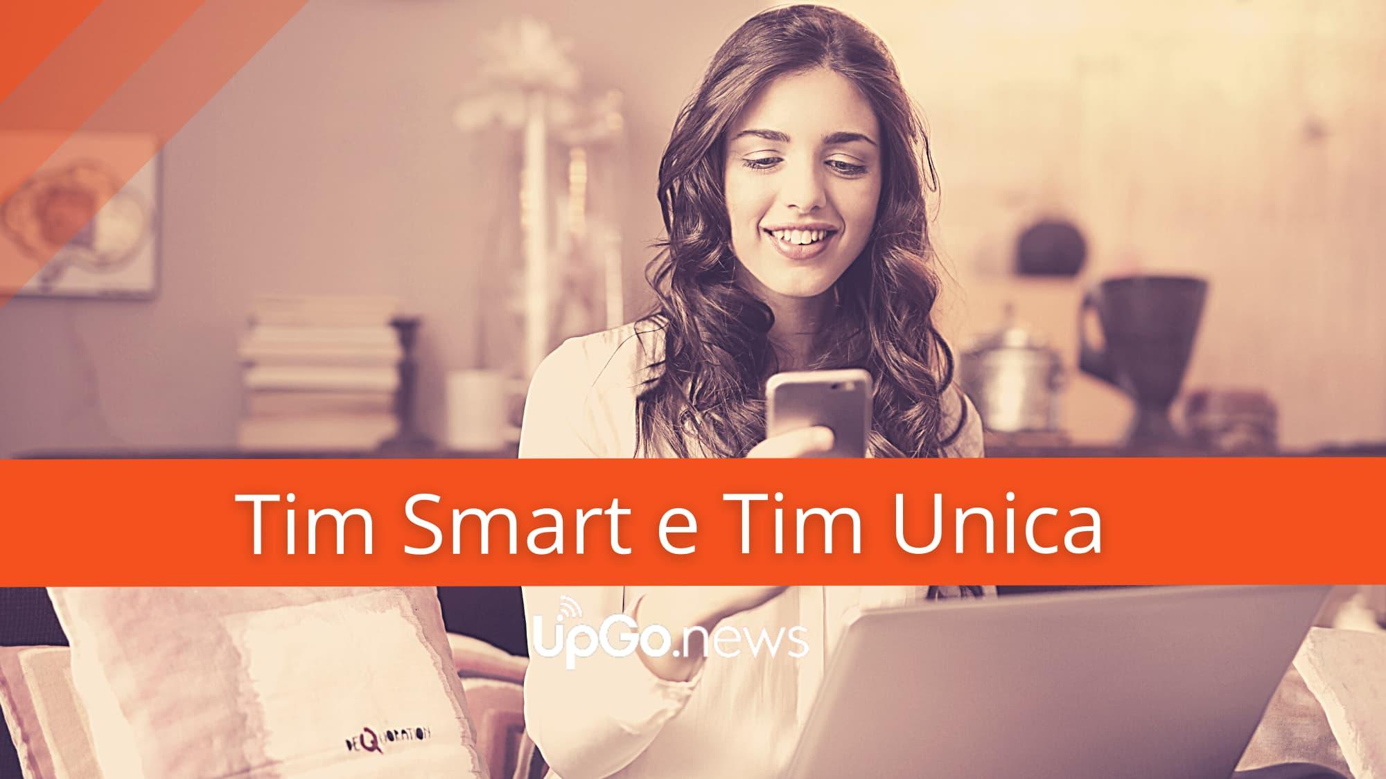 Tim Smart e Tim Unica