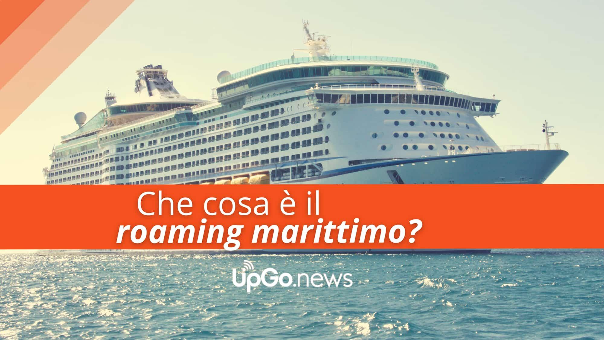 Roaming Marittimo