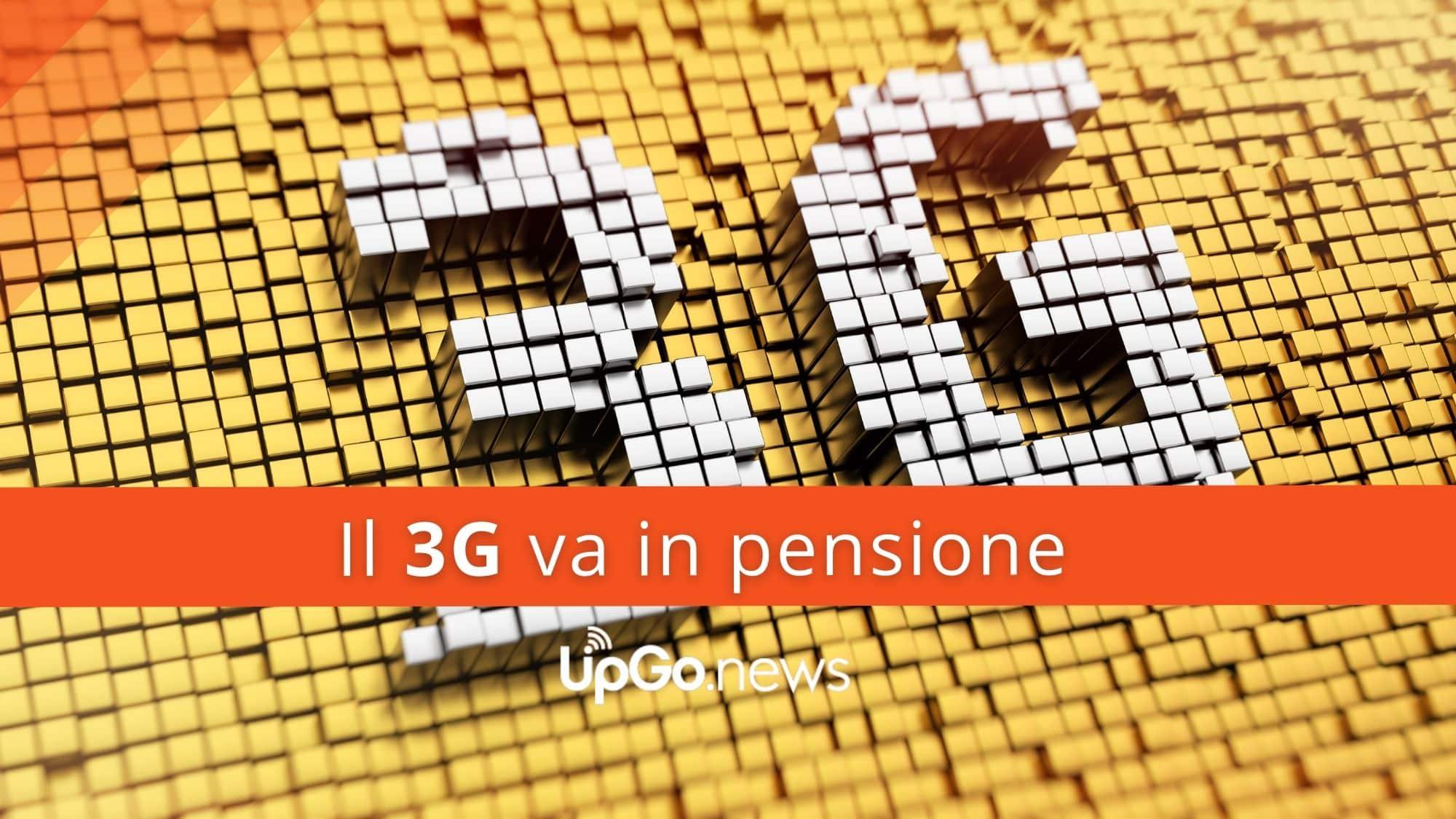 Spegnimento rete 3G