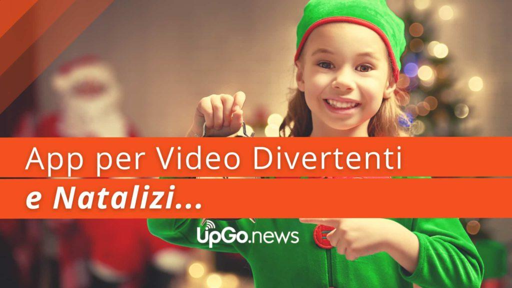 App migliore per video natalizi