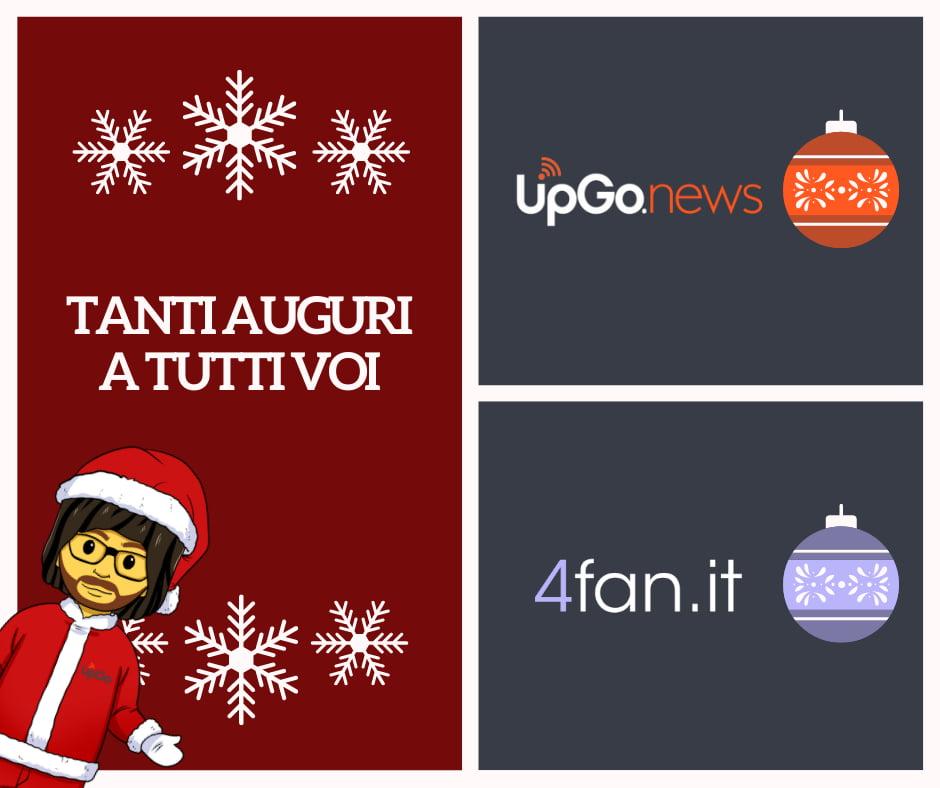 Auguri UpGo.news