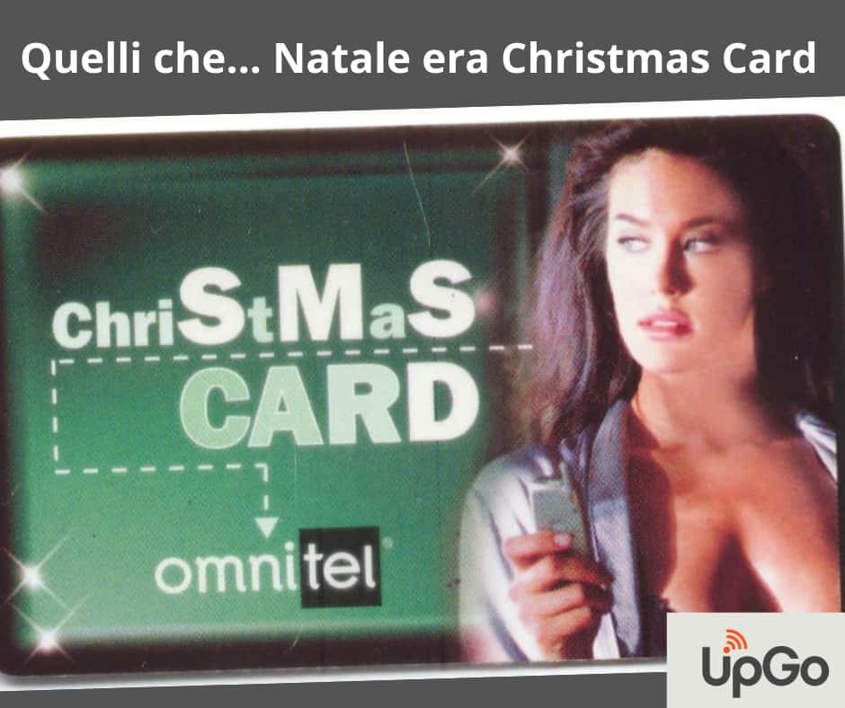 Natale Christmas Card
