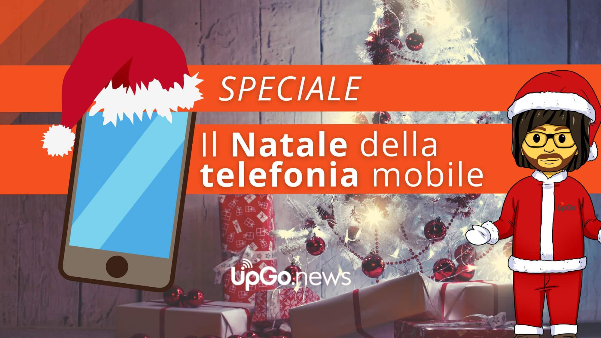 Offerte Natale Telefonia