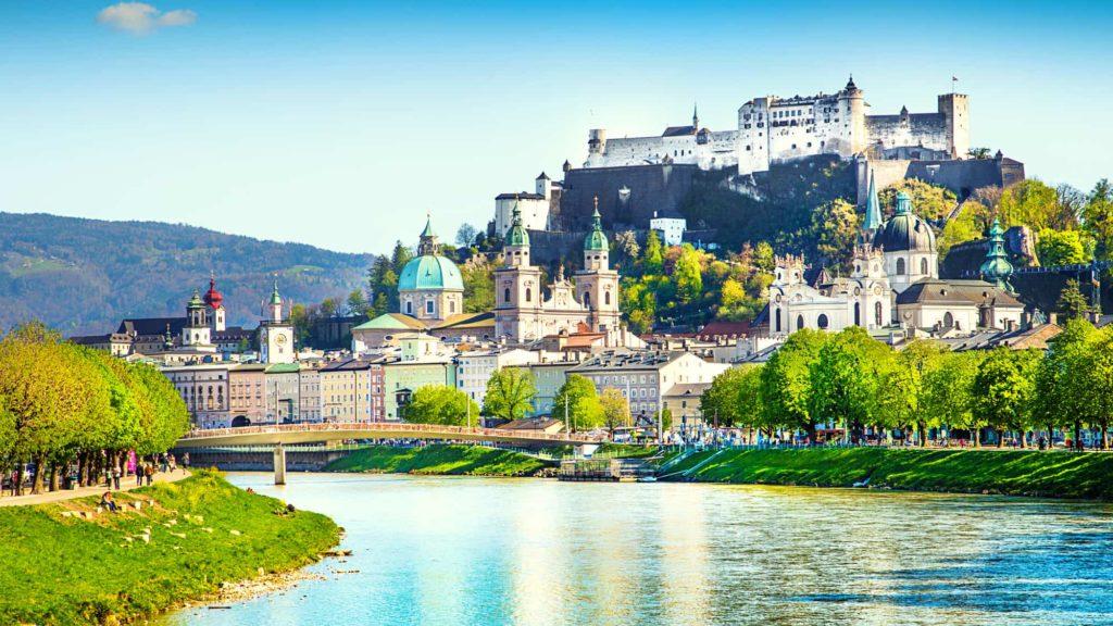 Foto Paesaggio Austria