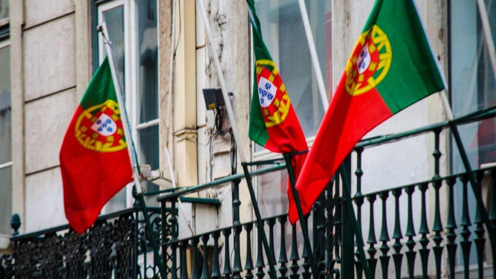 Bandiere del Portogallo