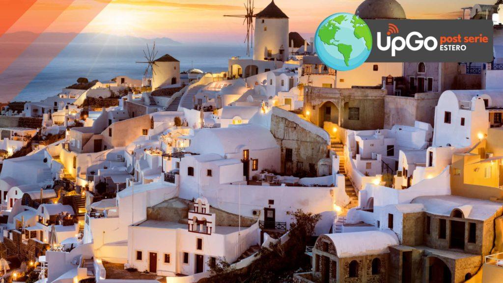 Paesaggio della Grecia