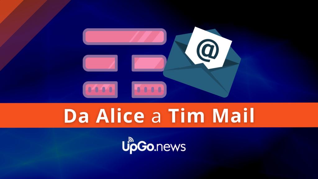 Da Alice a Tim Mail