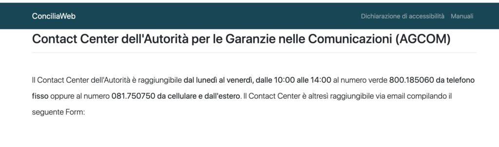 ConciliaWeb screenshot