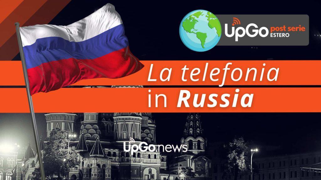 telefonia in Russia