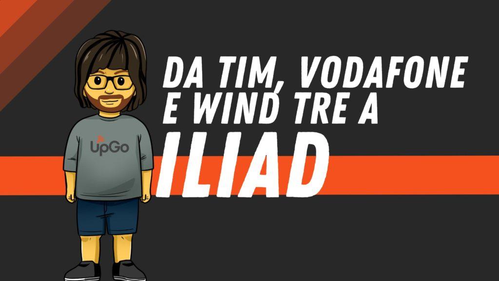 Da Tim, Vodafone e WindTre a Iliad