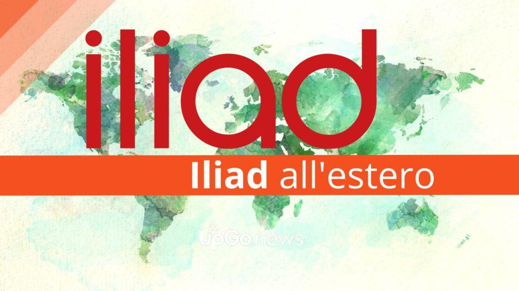 Iliad all'estero