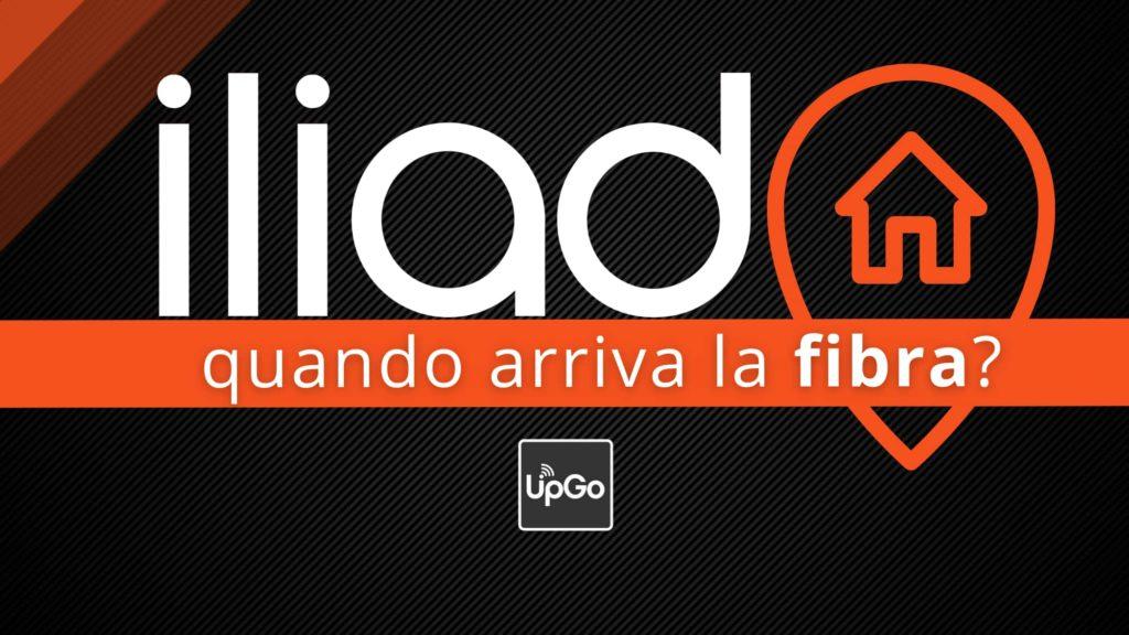 Iliad Fibra Casa